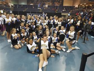 Group Photo of Sports Team