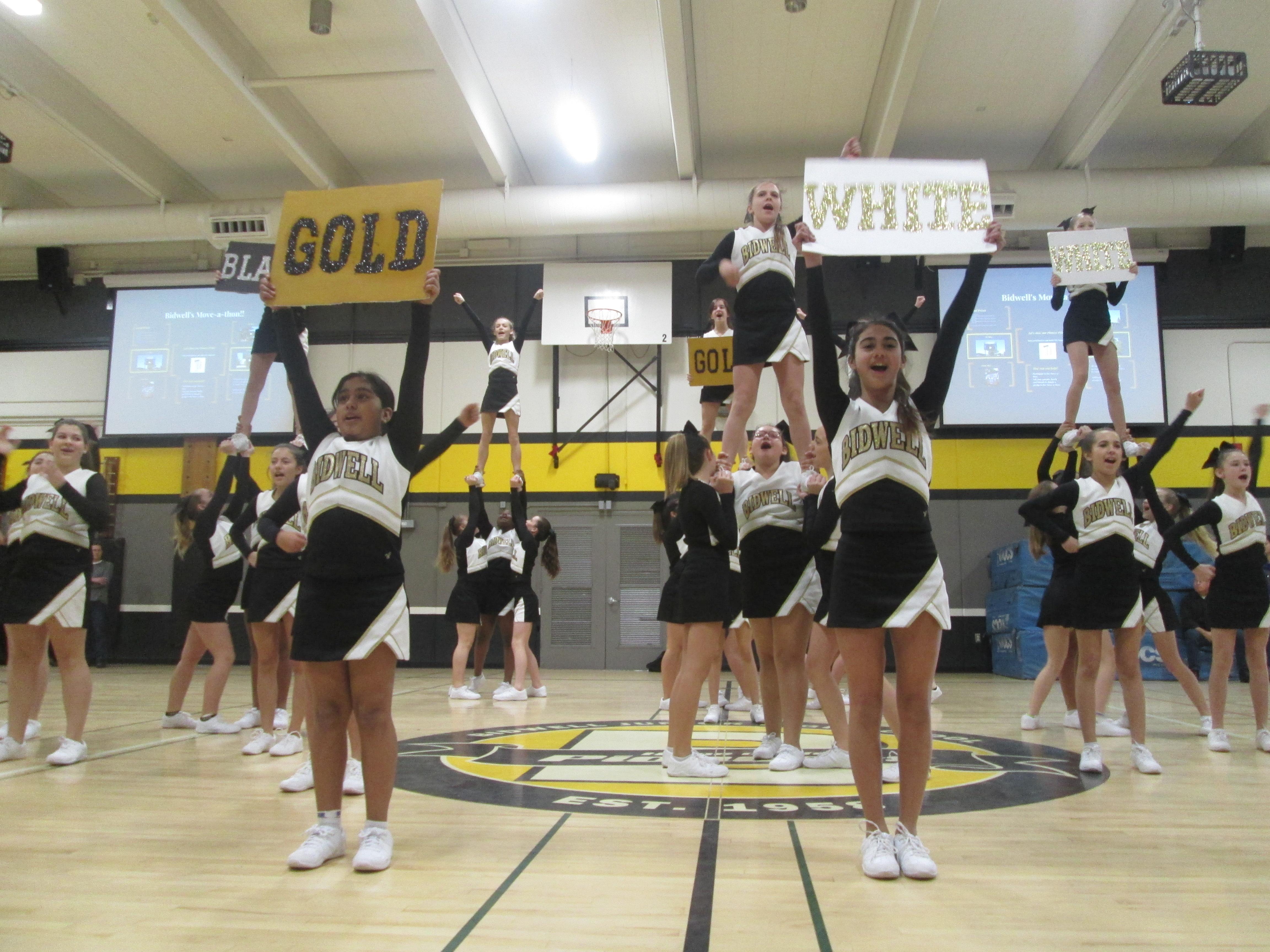 Bidwell Junior High School School Life