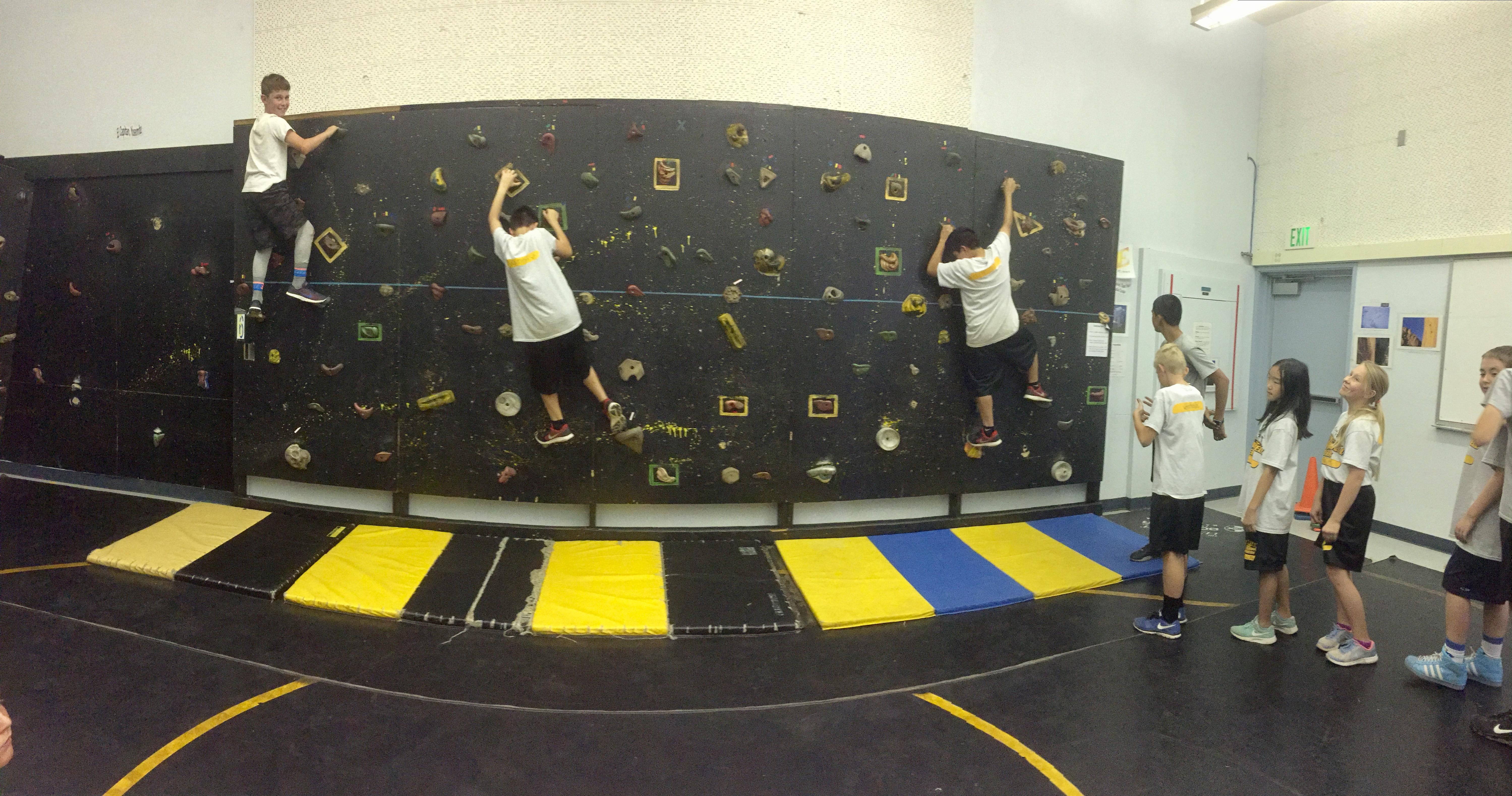 Bidwell Junior High School Physical Education