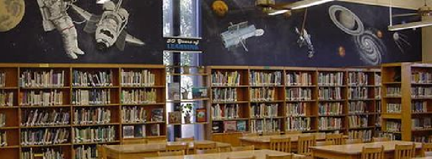 Bidwell Jr High Library